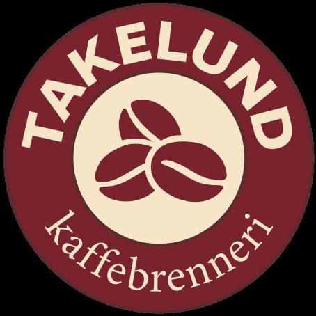 Logo til Takelund kaffebrenneri